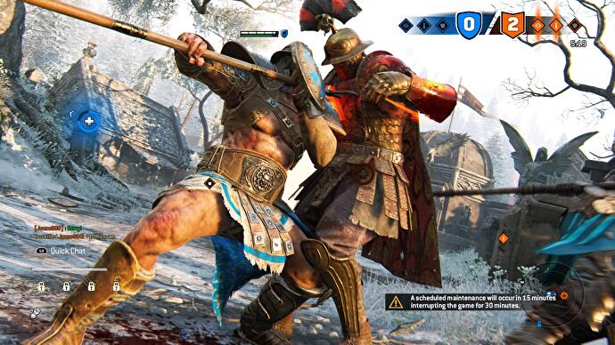 for honor patch notes 1.26.1