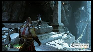 God of War Mountain Interior puzzle