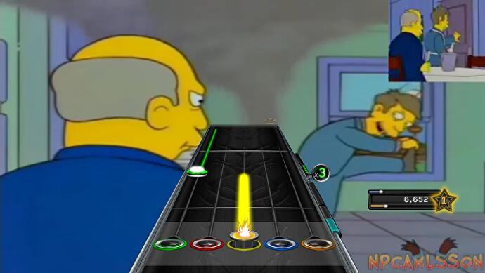 The spirit of Guitar Hero lives on in a bizarre community-made clone