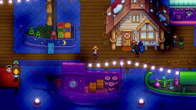 Stardew Valley lancia la beta del multiplayer