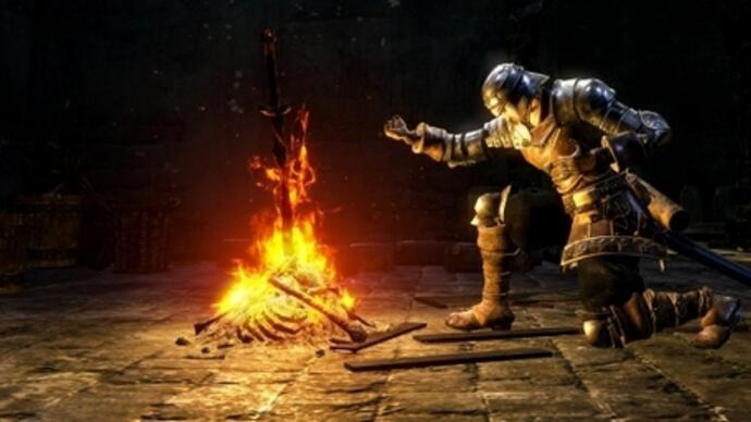 Joga Dark Souls Remastered antes do lançamento
