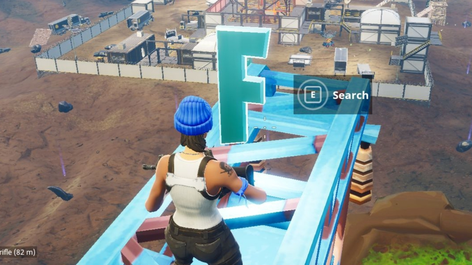 Fortnite Letters Locations Where To Search For Letters