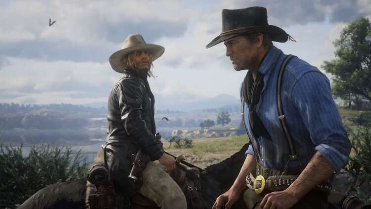 Here S The New Trailer For Red Dead Redemption 2 Eurogamer Net