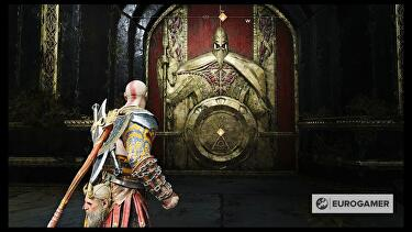 God of War - A Path to Jotunheim, Tyr's Secret Chamber and the Hall
