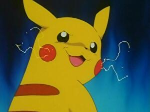 pikachu once had another evolution with large fangs and horns