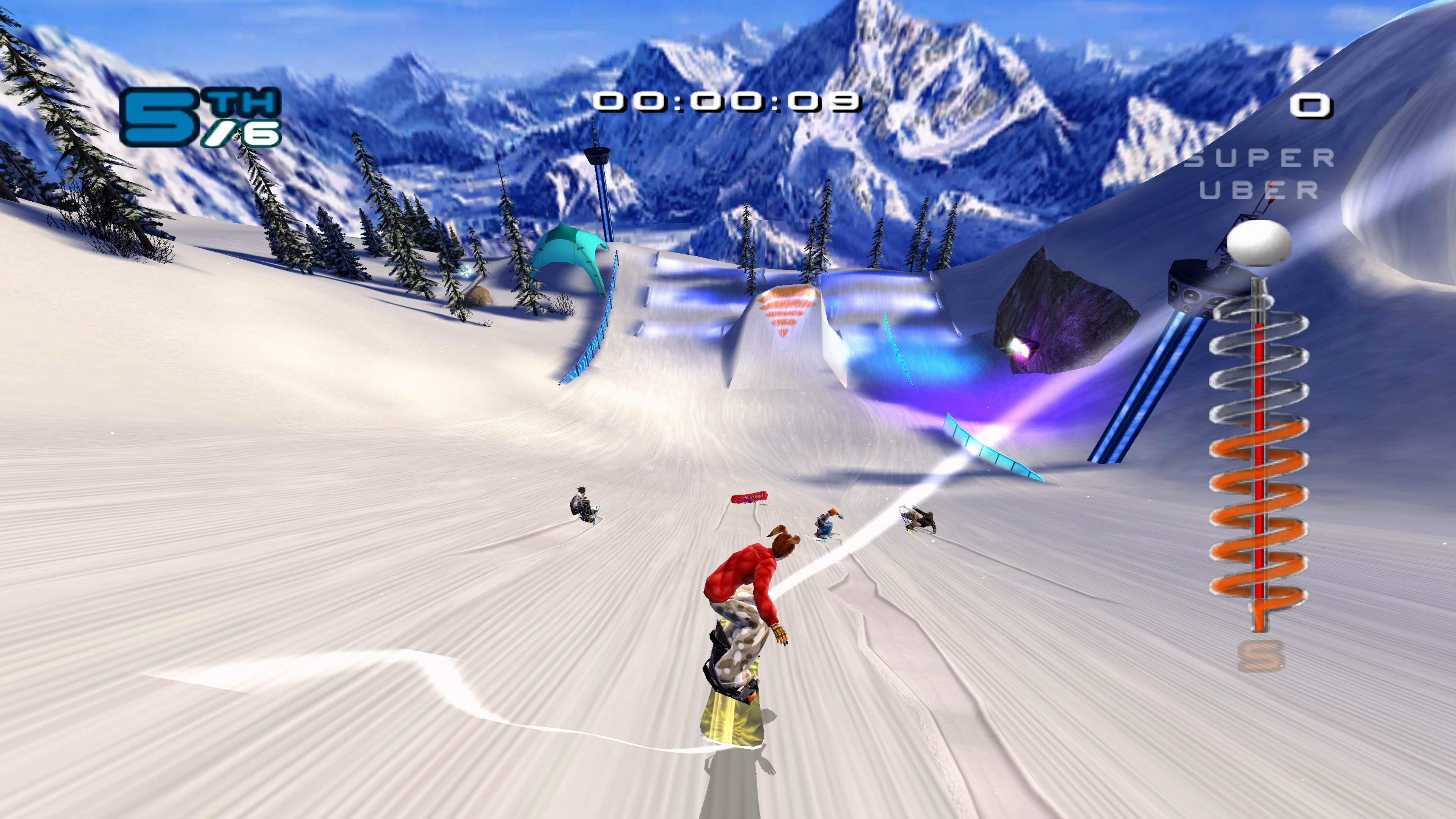 SSX 3 is a retro masterpiece - and it's even better on Xbox