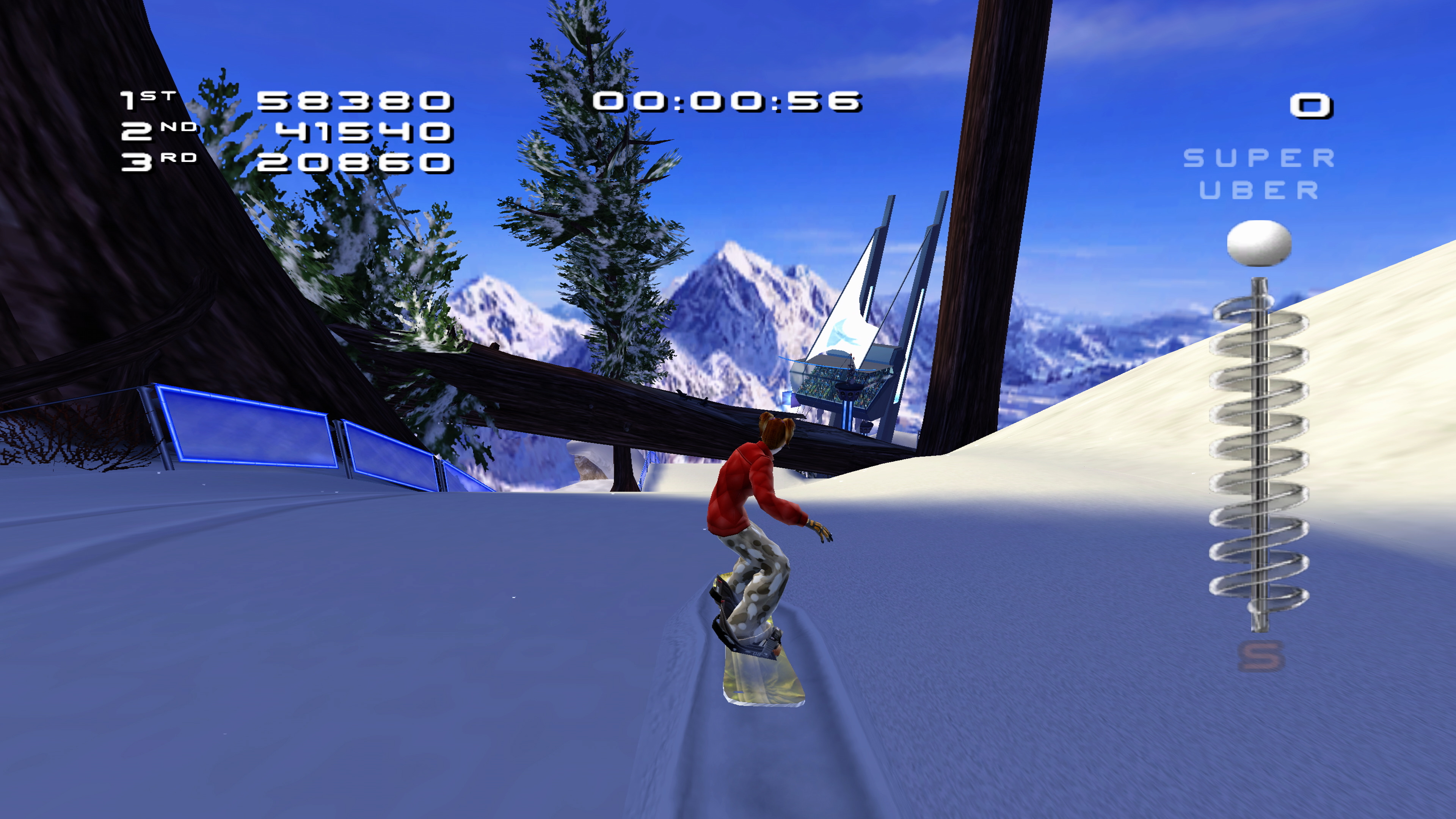 SSX 3 is a retro masterpiece - and it's even better on Xbox One