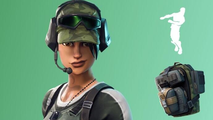 Twitch Prime members get another set of exclusive Fortnite goodies
