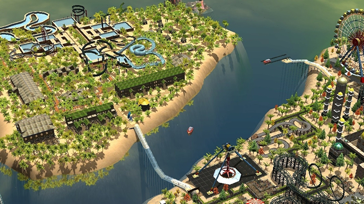 RollerCoaster Tycoon 3 pulled from Steam, GOG • Eurogamer.net