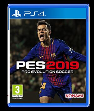 PES 2019 officially announced and Coutinho is the cover star