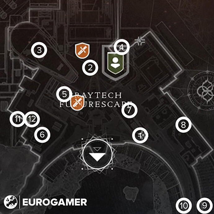 Destiny 2 Lost Memory Fragment locations: Where to find all Latent