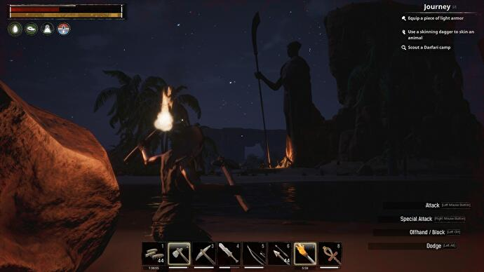 Conan Exiles review - a handsomely sculpted survival game