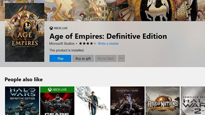 All Xbox One, Microsoft Store PC games now eligible for