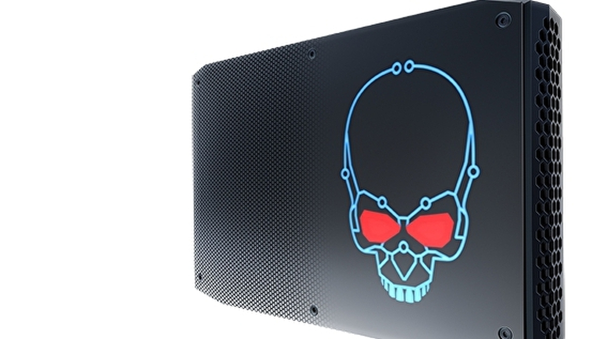 Intel Hades Canyon NUC8i7HVK review: how powerful is the i7