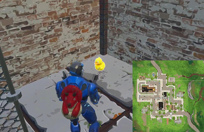 Fortnite_Gummiente_in_Greasy_Grove