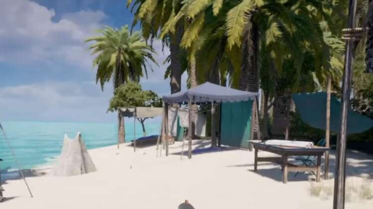 Someone S Built The Island From Lost In Far Cry 5 Arcade And It S Better Than Ubisoft S Own Lost Game Eurogamer Net