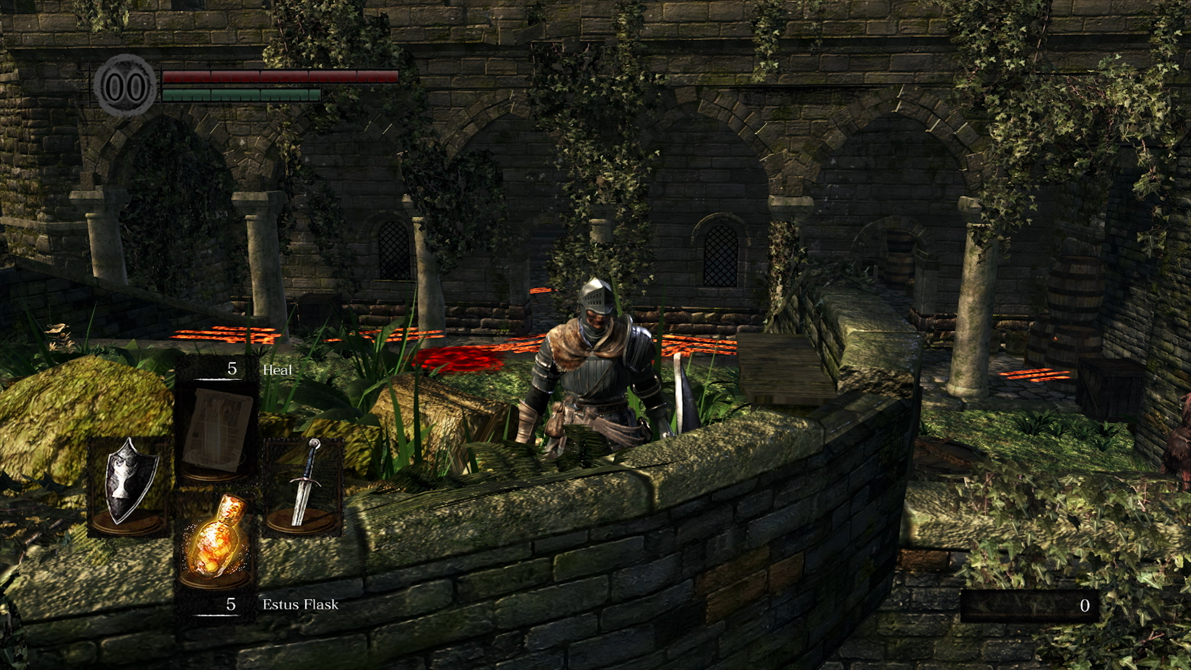 Dark Souls Remastered tested on all consoles - and only one