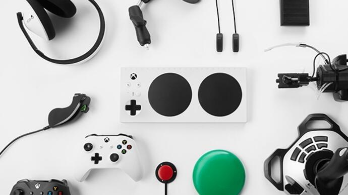 Microsoft officially unveils Xbox Adaptive Controller