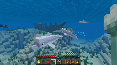 Minecraft S Ocean Expanding Update Aquatic Is Out Now On Xbox One And Pc Eurogamer Net