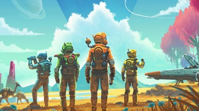 No Man's Sky's next big update adds multiplayer, out in July