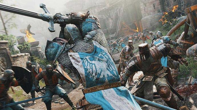 For Honor's Season Six update is outnow