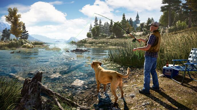 Far Cry 5 first week sales hit$310m