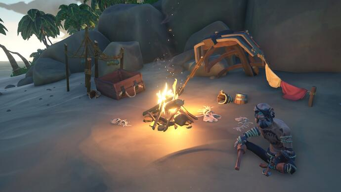 Sea of Thieves' latest update sets the stage for next week's big content expansion