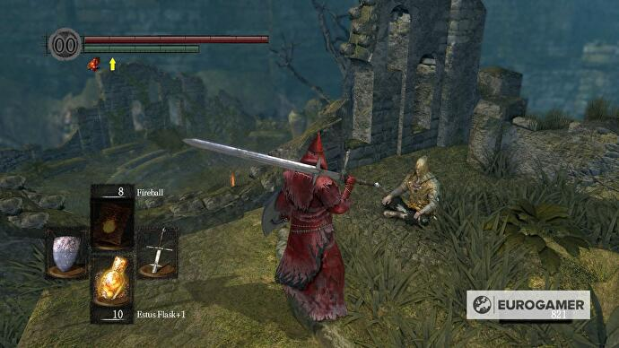 Dark Souls best starting gift and best class explained: Why