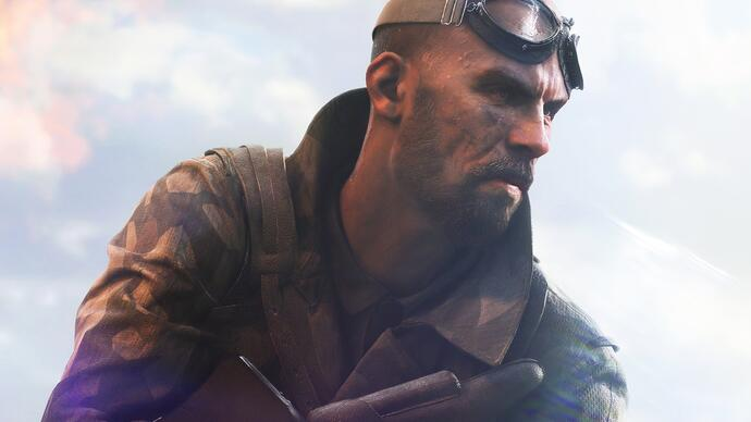 What's behind that disclaimer at the start of Battlefield V's new trailer?