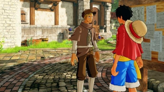 One Piece World Seeker recebe primeiro gameplay oficial