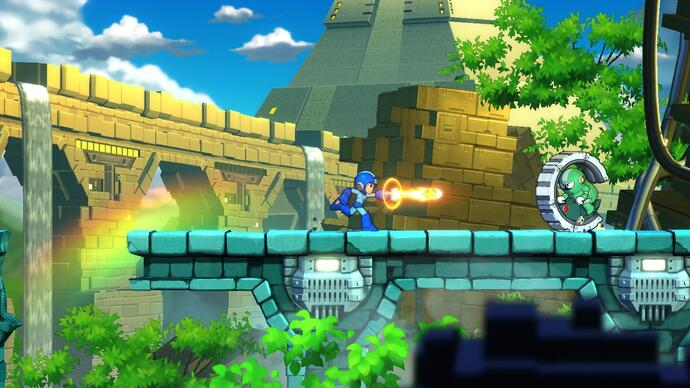 Mega Man 11 gets an October release date and a new trailer