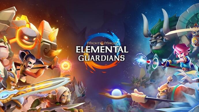 Trailer de lanzamiento de Might and Magic: Elemental Guardians