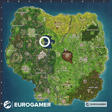 Fortnite Dance With Others To Raise The Disco Ball Near Loot Lake Explained Eurogamer Net