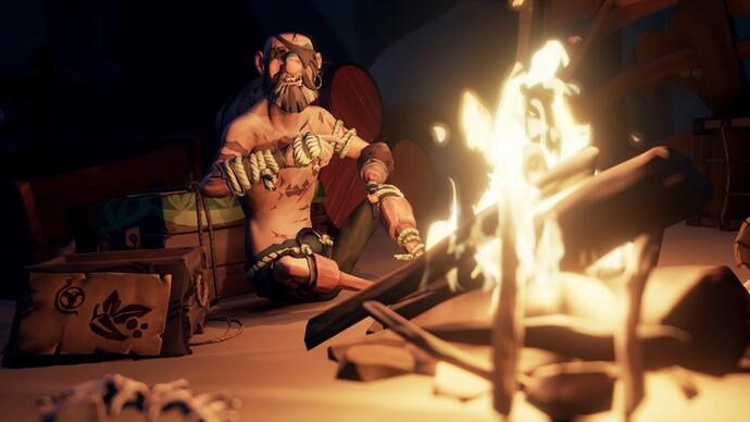 Sea of Thieves' Hungering Deep update is a significant step in the rightdirection
