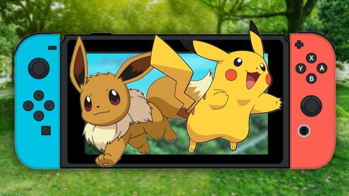 Everything you need to know about Pokémon on Nintendo Switch in one place