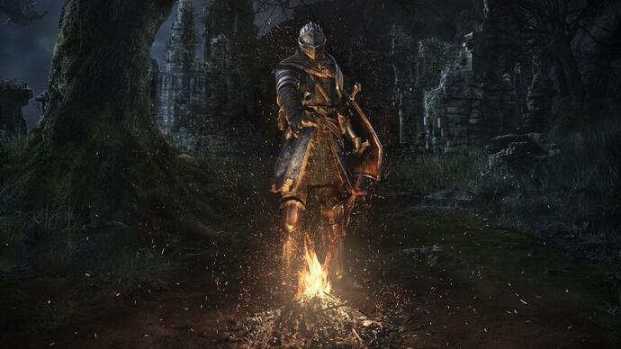 Un video analizza le versioni console di Dark Souls Remastered: solo su Xbox One X i 60fps fissi