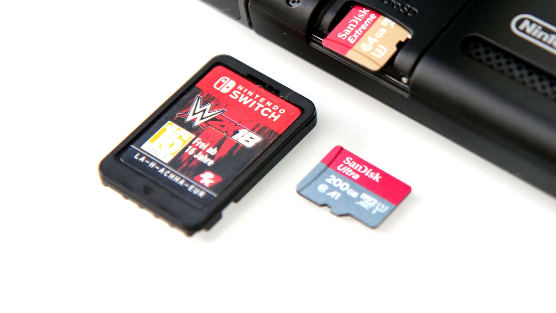 The Best Micro Sd Cards For Nintendo Switch Sandisk Ultra Memory 16gb Speed 80