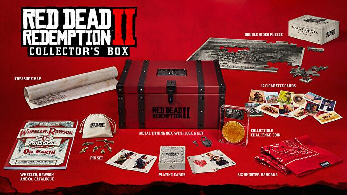 Red Dead Redemption 2 Pre Order Bonuses Include Gta Cash And A