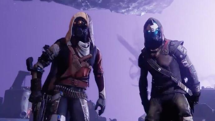 Destiny 2 teaser suggests new expansion is called Forsaken, returns to The Reef