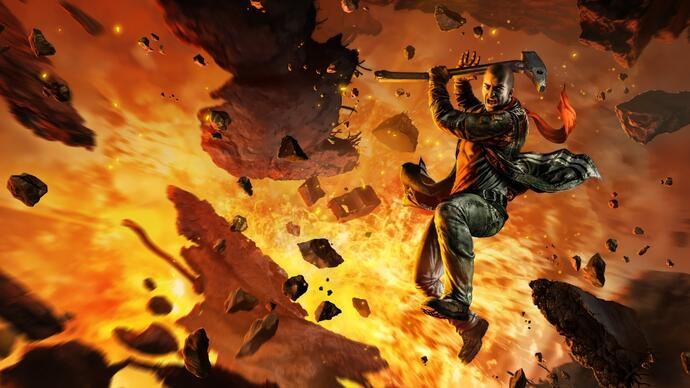 THQ Nordic's Red Faction Guerilla remaster is out in July