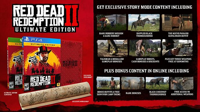 Rockstar reassures fans over Red Dead Redemption 2's exclusive