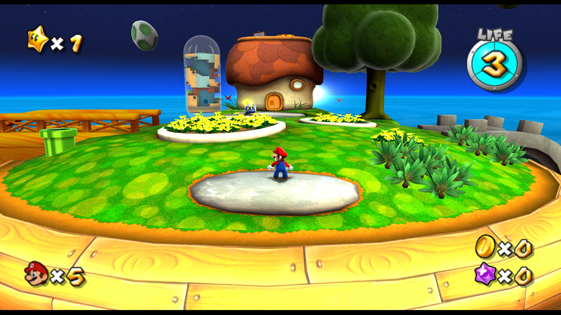super mario galaxy gamecube