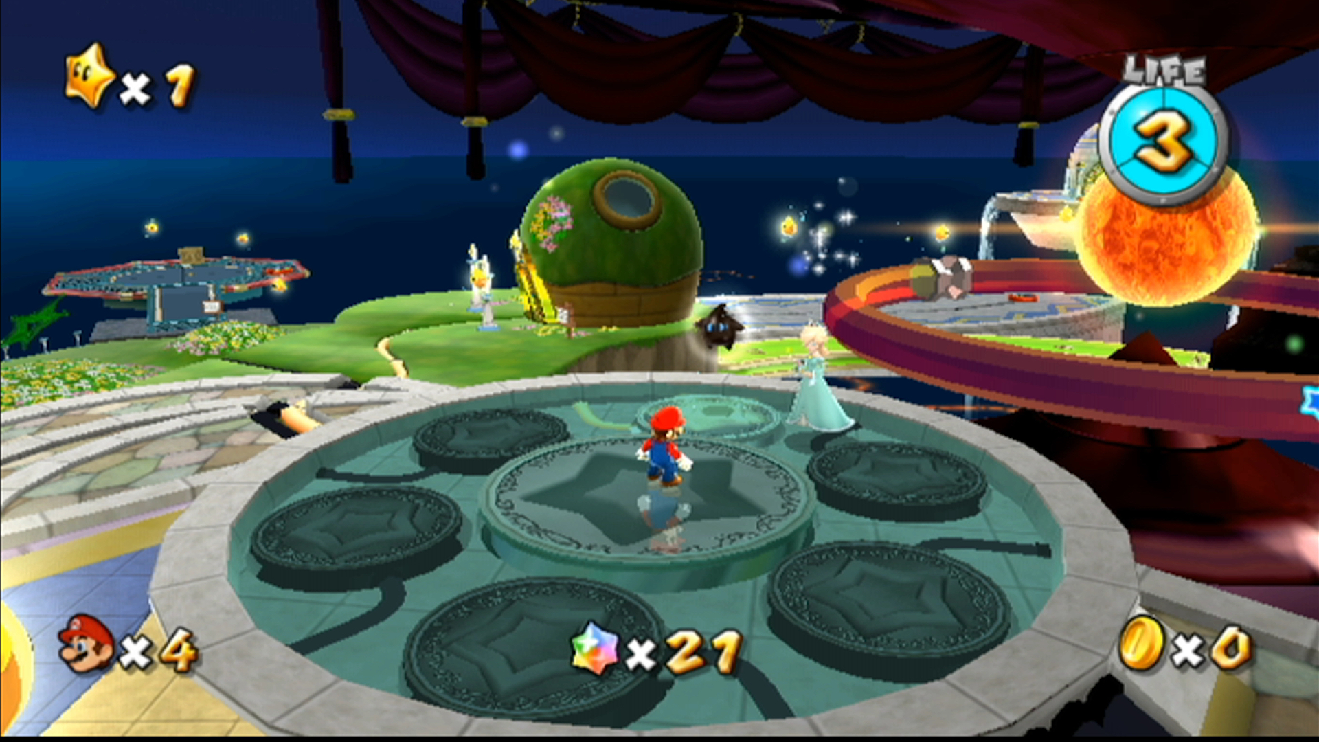 Hands-on with Super Mario Galaxy at 1080p on Nintendo's