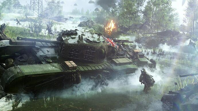 Battlefield V beta end date, and how to get open betaaccess