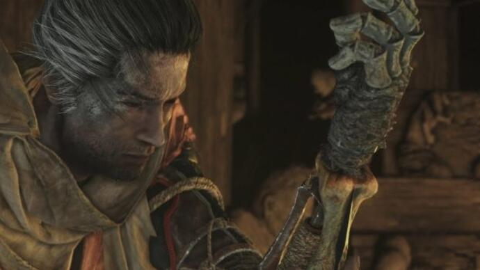 From Software and Activision announce Miyazaki's latest, Sekiro: Shadows Die Twice