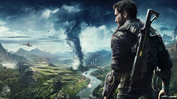 Just Cause 4 announced, and it's due 4th of December thisyear