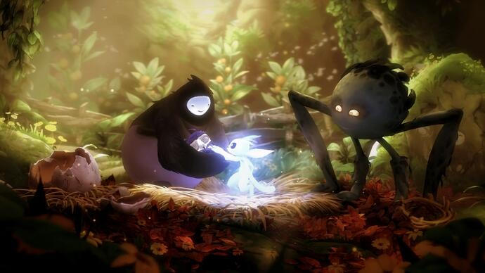 Ori and the Will of the Wispsannounced