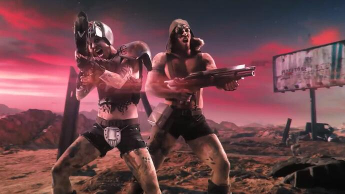 Here's our first proper look at Rage 2 gameplay