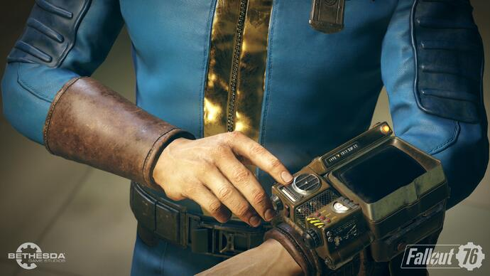 Fallout: 76 detailsonthuld
