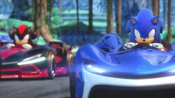 Team Sonic Racing floors it in new E3 cinematic trailer